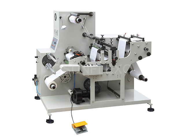 Rotary Die Cutting Machine -Osum is the professional manufacturers of Printing and packaging machinery in China.
