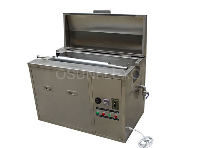 Anilox roll cleaning machine-Osum is the professional manufacturers of Printing and packaging machinery in China.