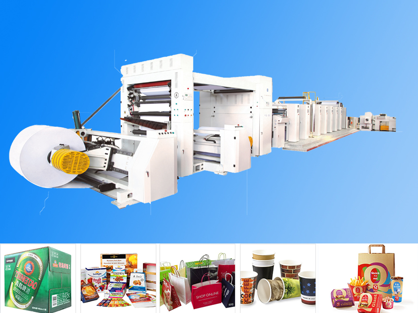 Packaging Printing Press-Osum is the professional manufacturers of Printing and packaging machinery in China.