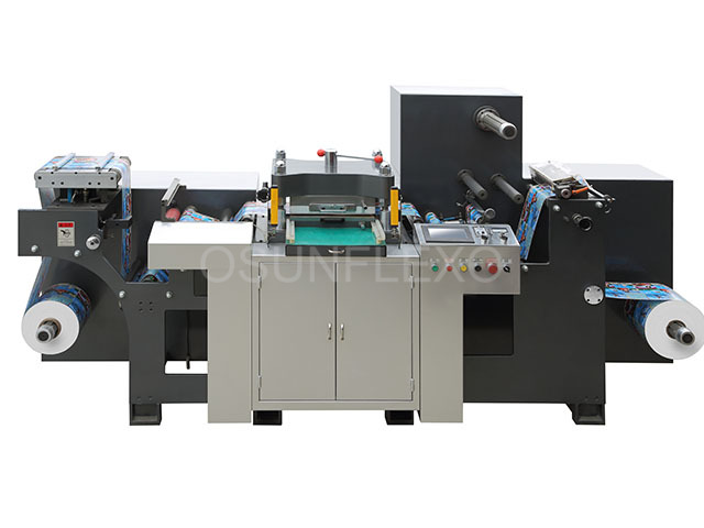 Flat Die Cutting Machine-Osum is the professional manufacturers of Printing and packaging machinery in China.