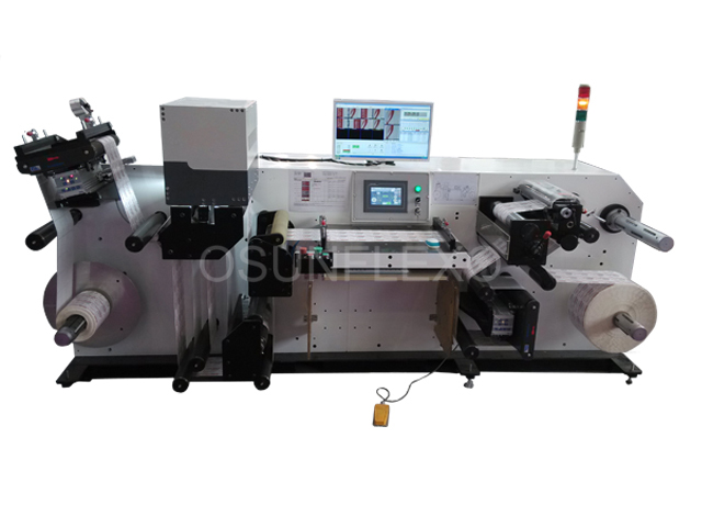Printing Inspection Machine -Osum is the professional manufacturers of Printing and packaging machinery in China.