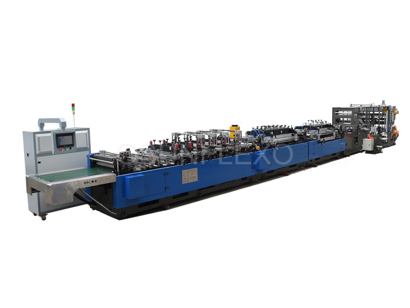 Pouches Making Machine-Osum is the professional manufacturers of Printing and packaging machinery in China.