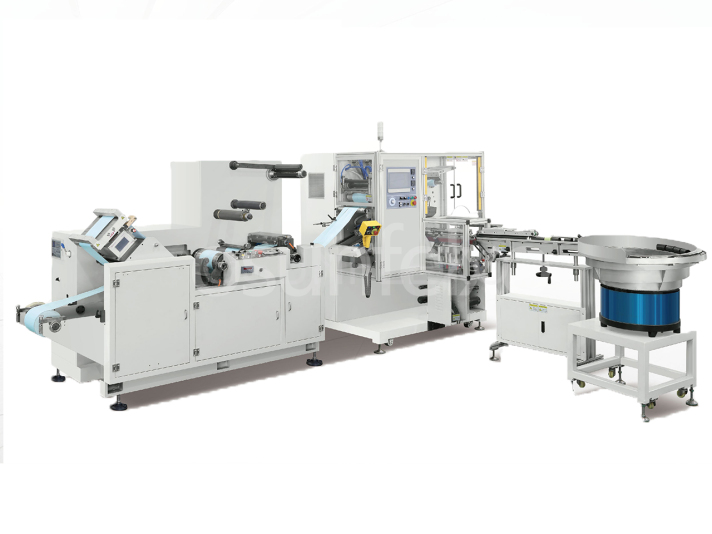 Full auto turret  rewinder -Osum is the professional manufacturers of Printing and packaging machinery in China.