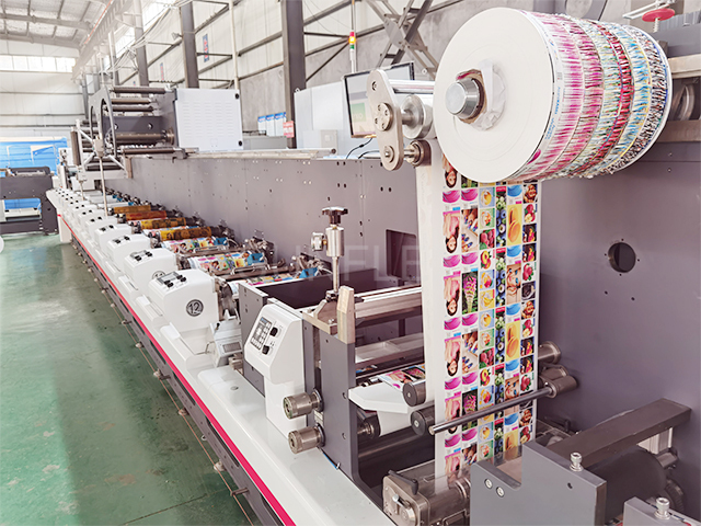12 Colors Inline Flexo Press Testing-Osum is the professional manufacturers of Printing and packaging machinery in China.