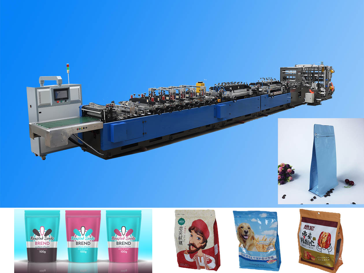 Pouch Making Machine-Osum is the professional manufacturers of Printing and packaging machinery in China.