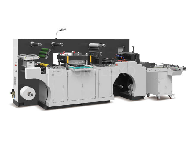 Die Cutting Machine-Osum is the professional manufacturers of Printing and packaging machinery in China.