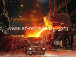 钢铁用耐火材料-郑州四方耐火材料有限公司产品