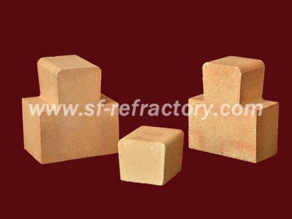 高炉冷却壁镶砖-郑州四方耐火材料有限公司